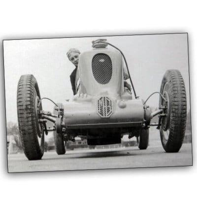 Doreen Evans in MG QA-Type 500x500