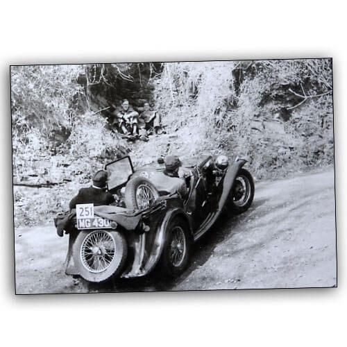 MG N-Type, driven by Mr M. Toulman, 1930s 500×500