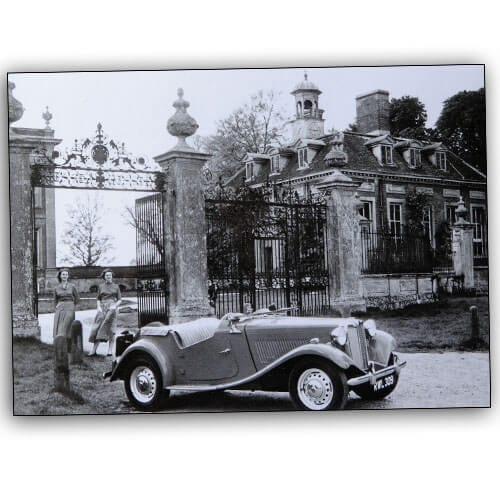 MG TD 1950 500×500