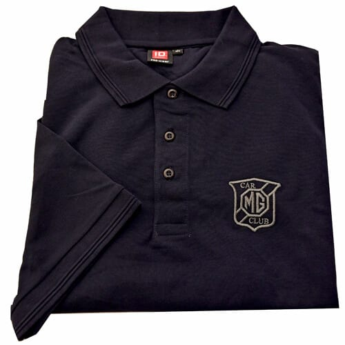 Polo shirt Blue Low Res