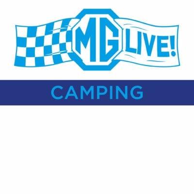 MGLive! 2019 Camping