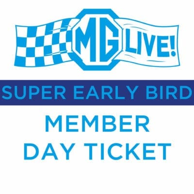 Super Early Bird Member Day