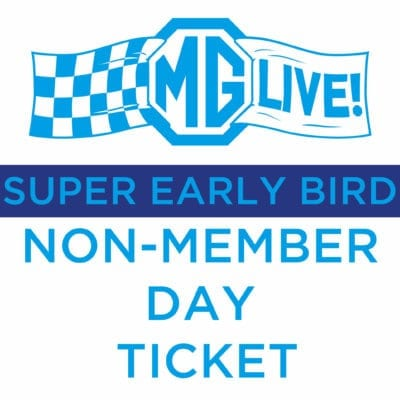 Super Early Bird Non- Member Day