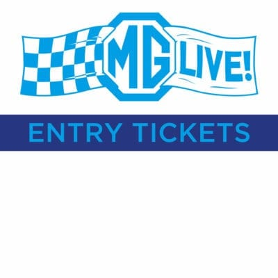 MGLive! 2019 Entry Tickets