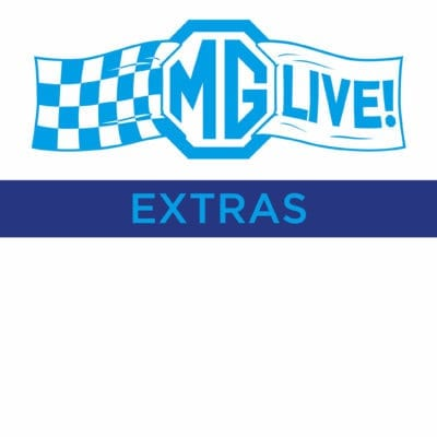 MGLive! 2019 Extras