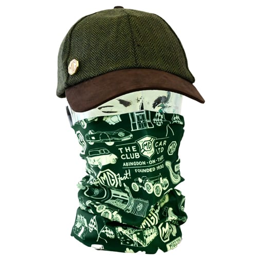 Tweed Hat and Bandana Low Res
