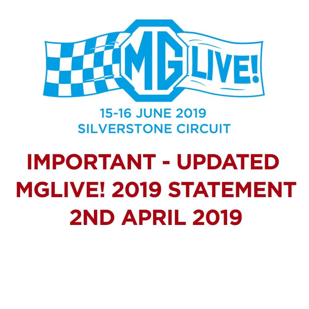 MGLIVE! 2019