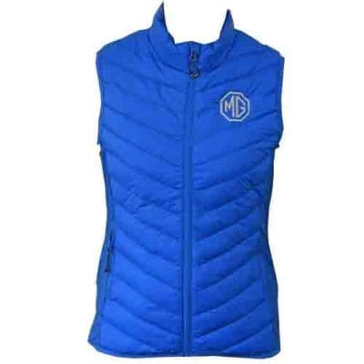 Blue Jacket ladies small Low Res