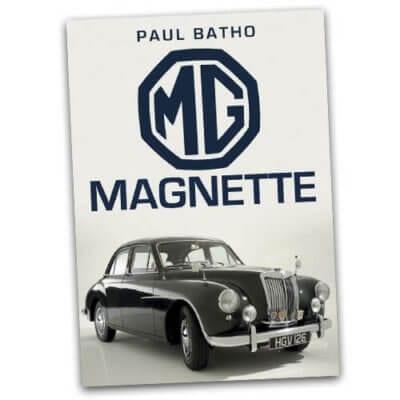 Magnette Book