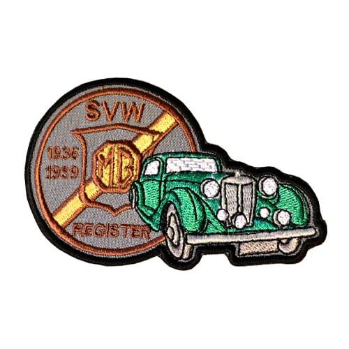 SVW sow on Badge