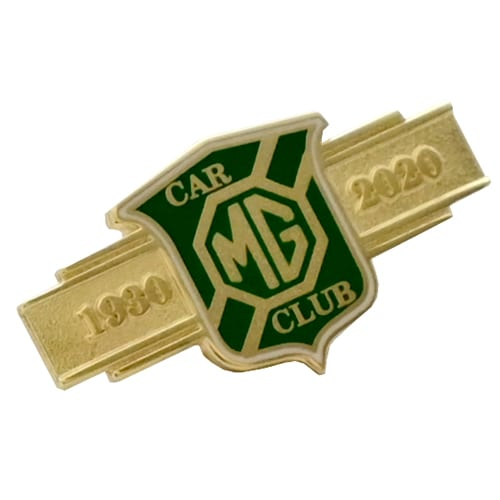 Anniversary Pin Badge Low Res