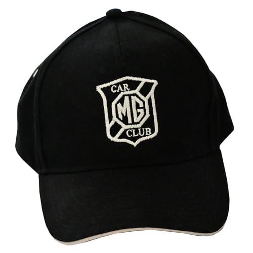 Black Club Cap Low Res