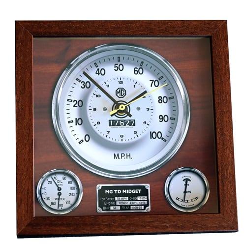 MG TD Clock Low Res