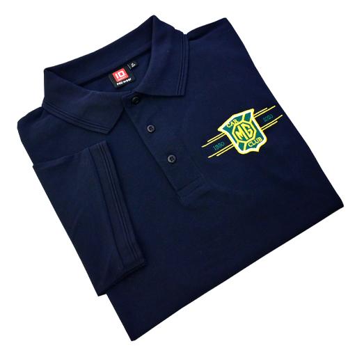 MGCC 90th Anniversary Polo shirt Low Res